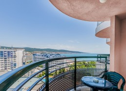 Grand Hotel Sunny Beach Double room Balcony