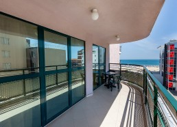 Grand Hotel Sunny Beach Apartment Balcony