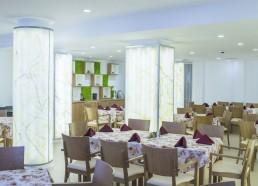 Рестонанта на Гранд Хотел Съни Бийч