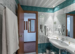 Grand Hotel Sunny Beach Studio Bathroom