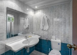Grand Hotel Sunny Beach Double room Bathroom